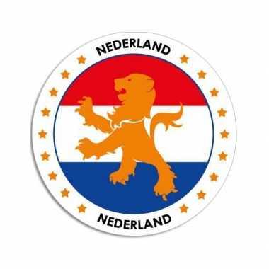 10x holland stickers