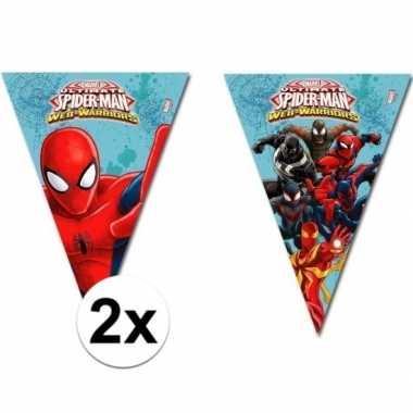 2x spiderman slinger s2 3 meter