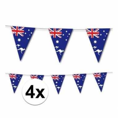 4x australische slingers 3,5 meter
