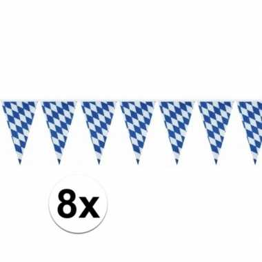 8x bierfeest slinger 10 meter