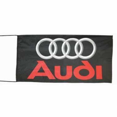 Audi merchandise vlaggen 150 x 75 cm 10073000