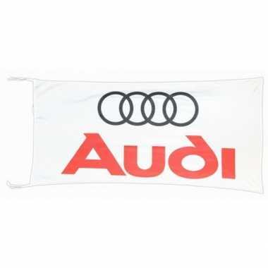 Audi merchandise vlaggen 150 x 75 cm
