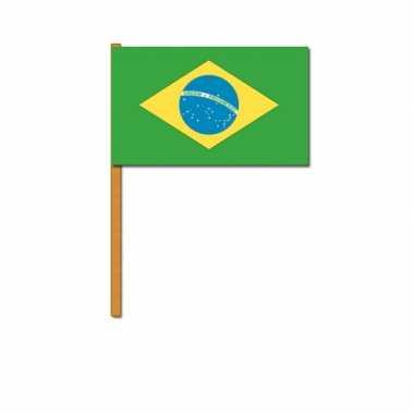 Braziliaanse zwaaivlag