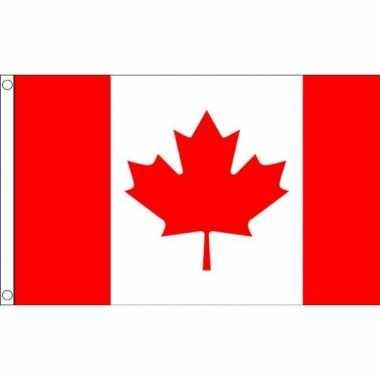 Canadese mega vlag 150 x 240 cm