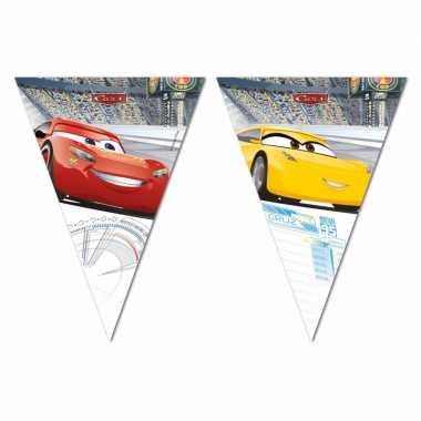 Cars thema vlaggenlijn 3 meter 10096430