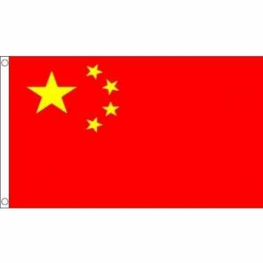 Chinese mega vlag 150 x 240 cm