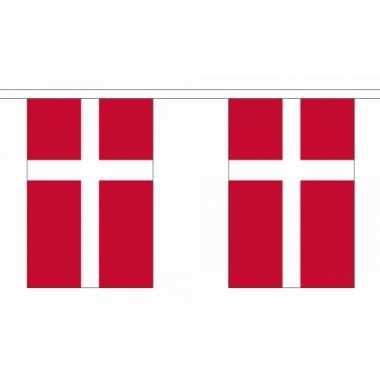 Denemarken vlaggenlijn