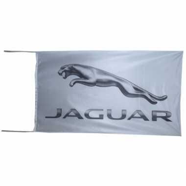 Jaguar merchandise vlaggen 150 x 90 cm