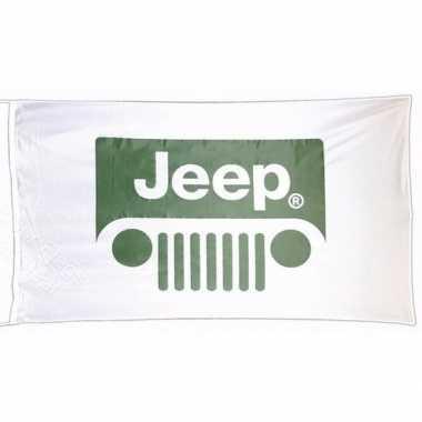 Jeep merchandise vlaggen 150 x 90 cm