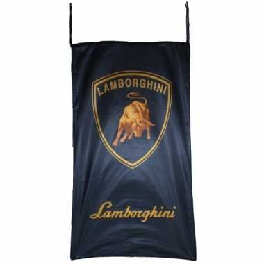 Lamborghini merchandise vlaggen 150 x 90 cm