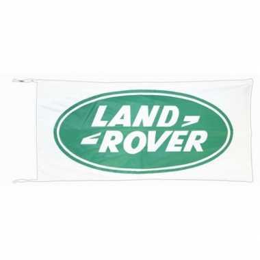 Land rover merchandise vlaggen 150 x 75 cm