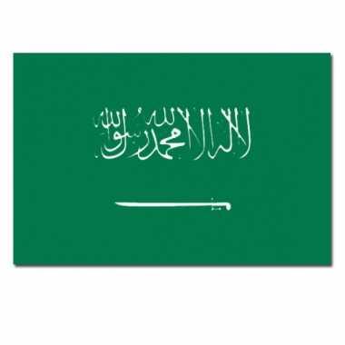 Landen vlag saoedi arabie