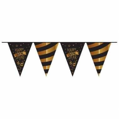 Luxe jaarwisseling vlaggenlijn 10 mtr