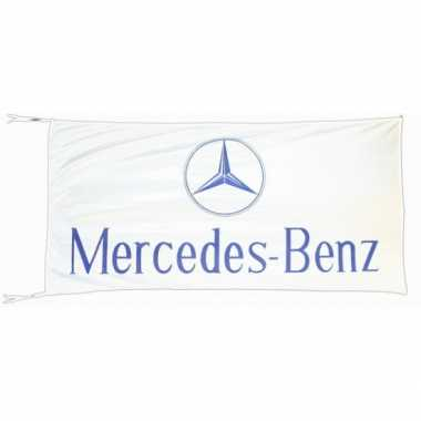 Mercedes benz merchandise vlaggen 150 x 75 cm