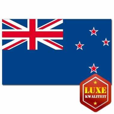 Nieuw zeelandse landen vlaggen