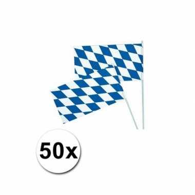 Oktoberfest zwaaivlaggen 50x
