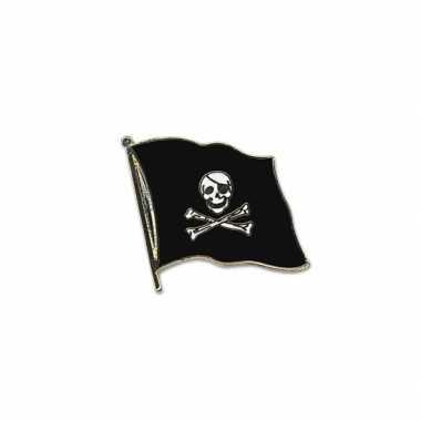 Pin speldjes van een piraat