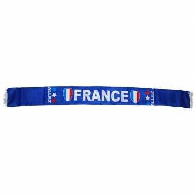 Sjaal allez france 150 cm