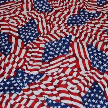 Usa bandana mini flags