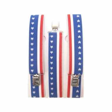 Usa vlag bretels