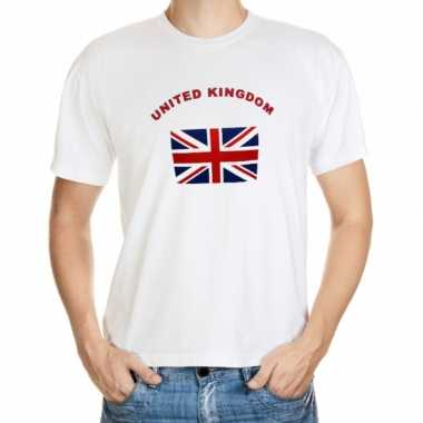 Verenigd koninkrijk vlag t-shirts