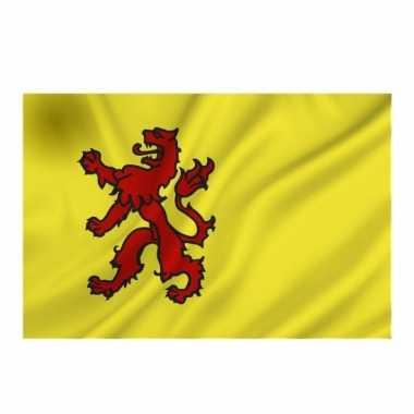 Vlag van zuid holland