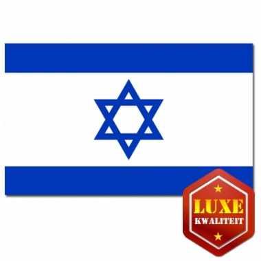 Vlaggen van israel 100x150 cm