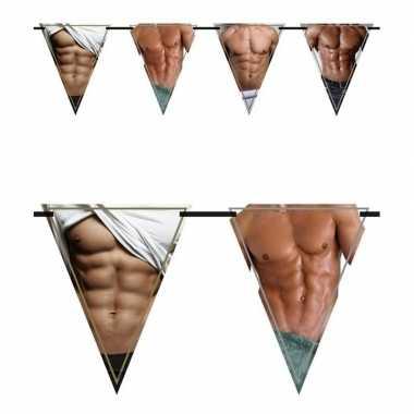 Vlaggenlijnen torso 6 meter