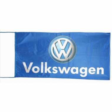 Volkswagen merchandise vlaggen 150 x 75 cm 10072998