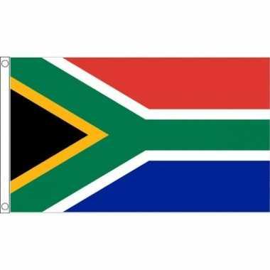 Zuid afrikaanse mega vlag 150 x 240 cm