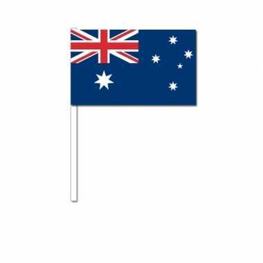 Zwaaivlaggetjes australische vlag