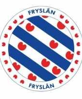 50x friesland vlag print bierviltjes
