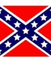 Stickers van usa amerika rebel vlag