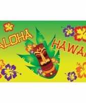 Thema vlag hawaii aloha